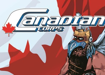Canadian comic book heros legend top